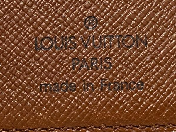 ルイヴィトン 2つ折り財布 モノグラム ポルト モネ・ビエ ヴィエノワ 5