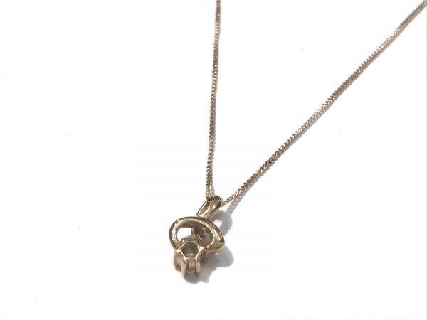 VENDOME(ヴァンドーム青山) ネックレス美品  K18YG×ダイヤモンド 3