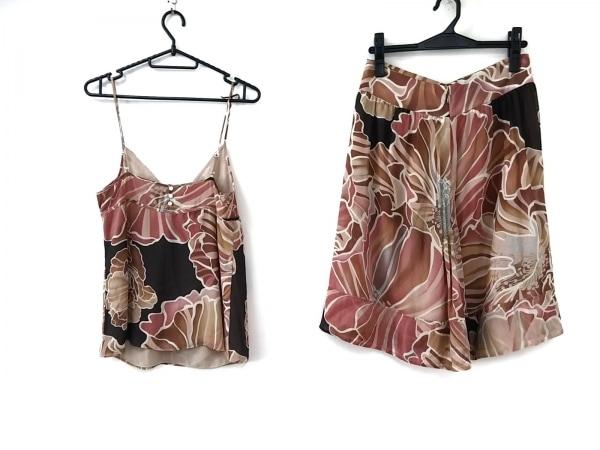 セオリー スカートセットアップ サイズ2 S レディース美品  - 花柄 2