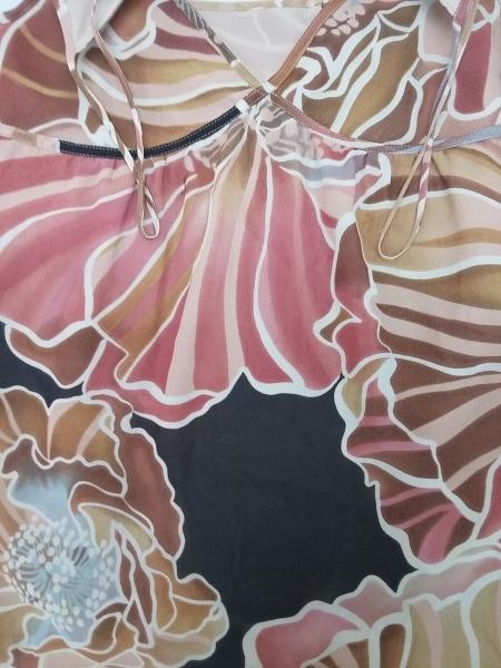 セオリー スカートセットアップ サイズ2 S レディース美品  - 花柄 5