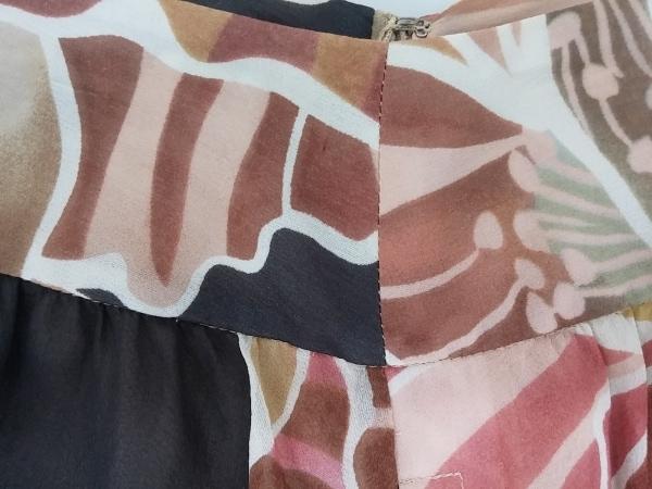 セオリー スカートセットアップ サイズ2 S レディース美品  - 花柄 8