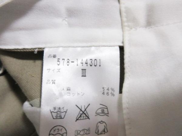 マーガレットハウエル パンツ サイズ3 L レディース美品 4
