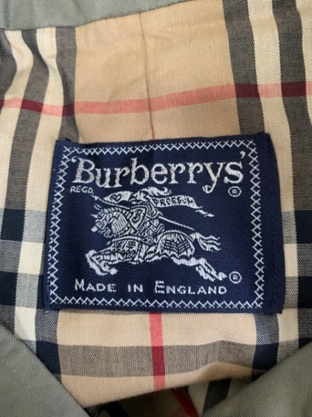 Burberry's(バーバリーズ) コート メンズ カーキ 4