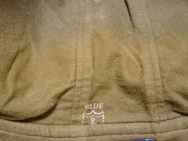 ブルーブルー ダッフルコート サイズ4 XL レディース ネイビー 5