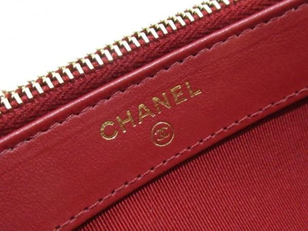CHANEL(シャネル) 財布美品  マトラッセ A82527/Y25378/3B883 レッド 4