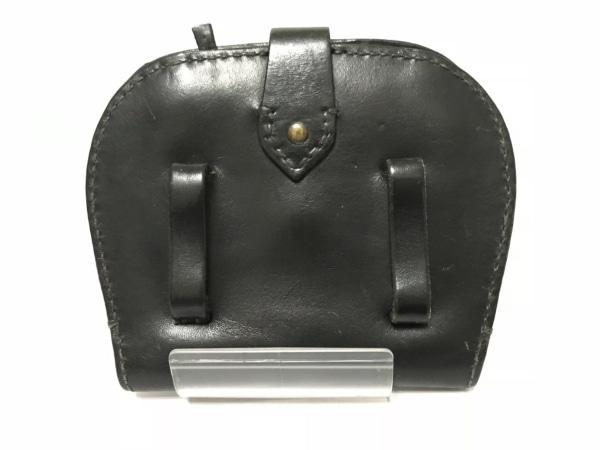 HENRY BEGUELIN(エンリーベグリン) 財布 黒 レザー 2