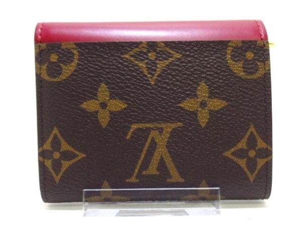 ルイヴィトン 3つ折り財布 モノグラム美品  ポルトフォイユ・ゾエ 2