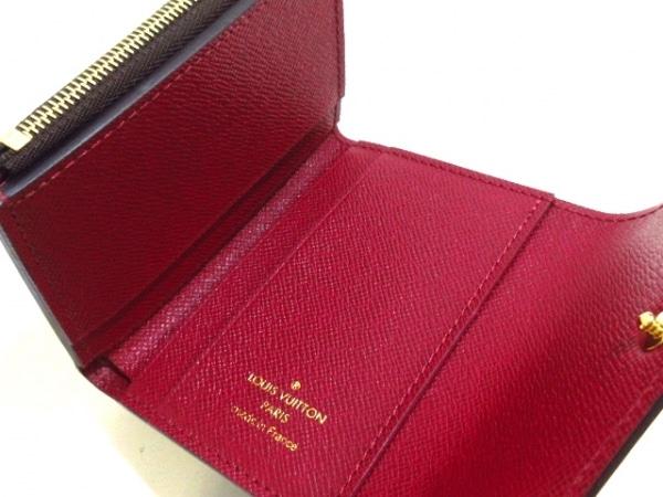 ルイヴィトン 3つ折り財布 モノグラム美品  ポルトフォイユ・ゾエ 3