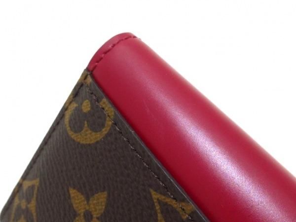 ルイヴィトン 3つ折り財布 モノグラム美品  ポルトフォイユ・ゾエ 6