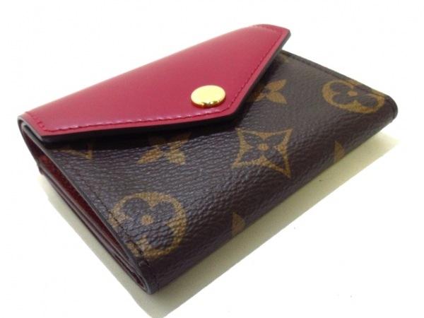 ルイヴィトン 3つ折り財布 モノグラム美品  ポルトフォイユ・ゾエ 8