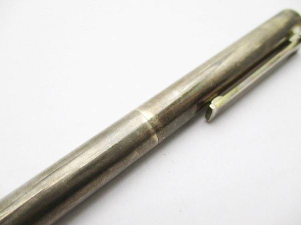 ティファニー ボールペン クラシックT シルバー インクあり(黒) 6