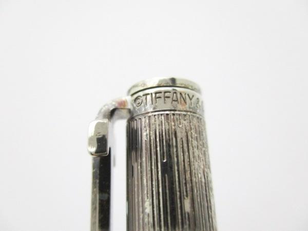 ティファニー ボールペン クラシックT シルバー インクなし 2