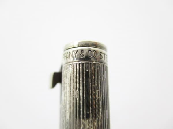 ティファニー ボールペン クラシックT シルバー インクなし 3