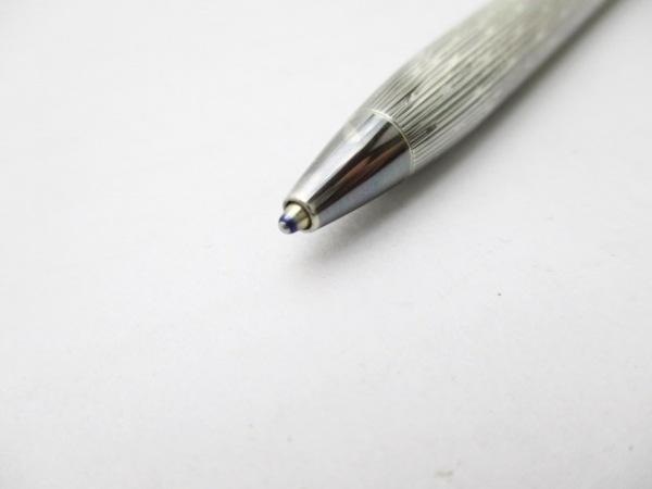 ティファニー ボールペン クラシックT シルバー インクなし 4