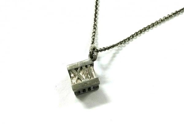 ティファニー ネックレス美品  アトラスキューブ シルバー 1