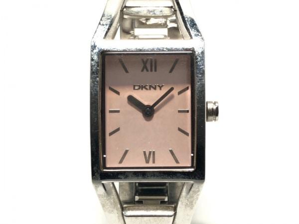 DKNY(ダナキャラン) 腕時計 NY-3446 レディース ピンク 1