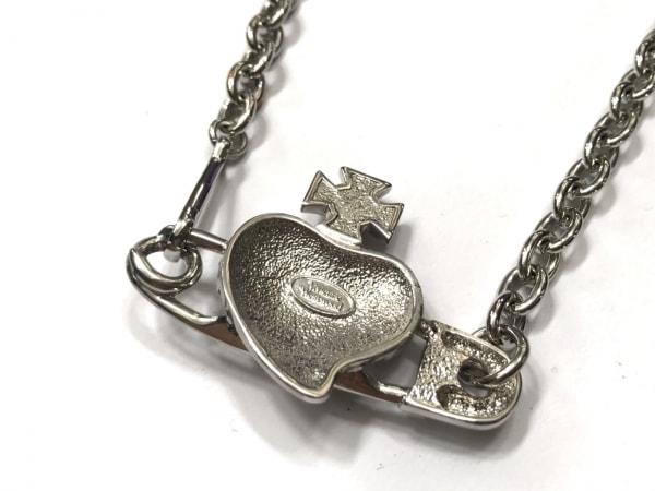 ヴィヴィアンウエストウッド ネックレス 金属素材×フェイクパール 3
