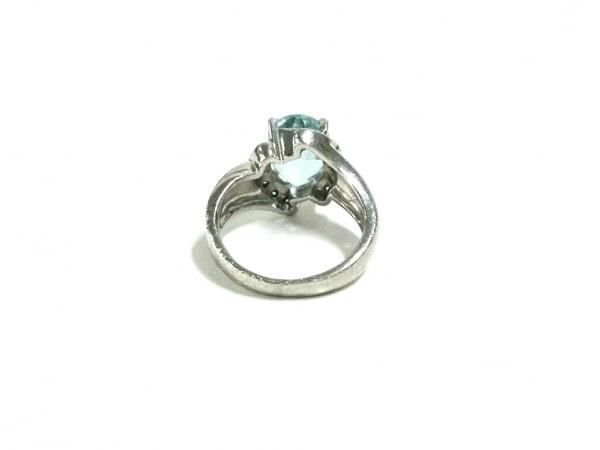 ノーブランド リング Pt900×ダイヤモンド×カラーストーン 3