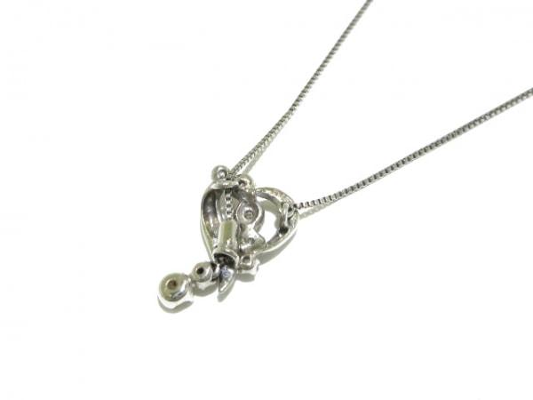 ヴァンドーム青山 ネックレス美品  Pt950×Pt850×ダイヤモンド 3
