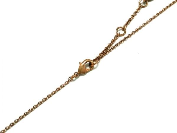 ヴィヴィアンウエストウッド ネックレス 金属素材 ゴールド ハート 4
