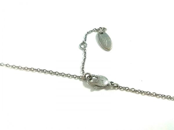 ヴィヴィアンウエストウッド ネックレス美品  - 金属素材 シルバー 4