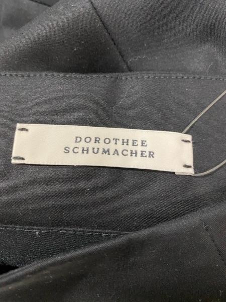ドロシーシューマッハ スカート サイズ3 L レディース美品  黒 3