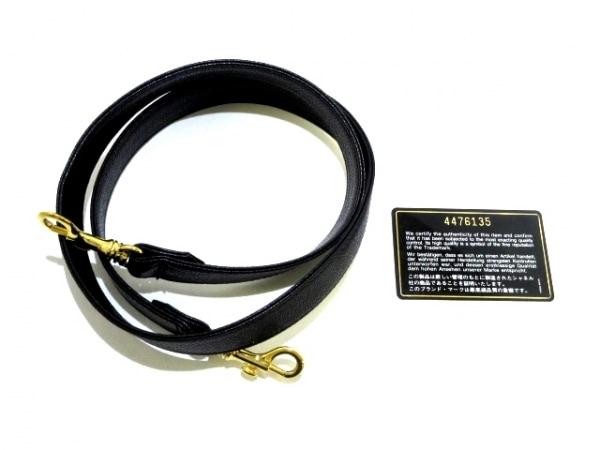 CHANEL(シャネル) バニティバッグ - 黒 キャビアスキン 9