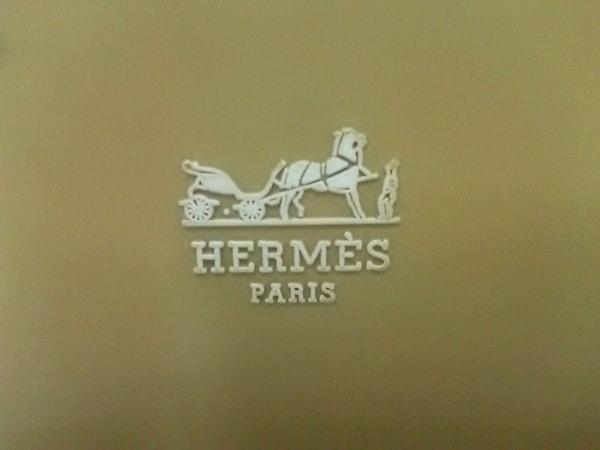 HERMES(エルメス) 小物新品同様  カルシェ ベージュ 石鹸 石鹸 3