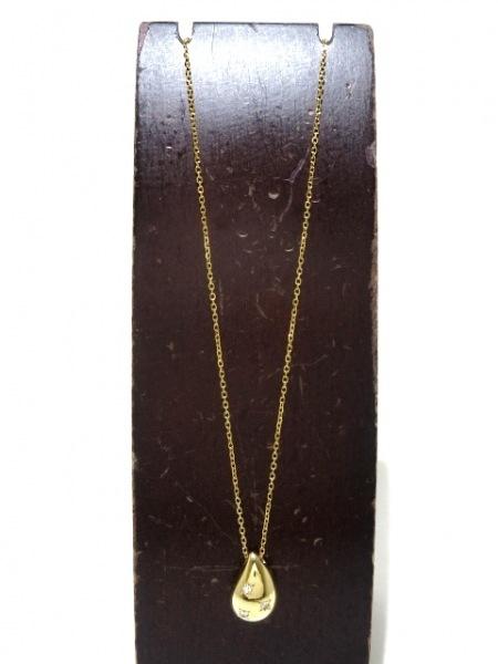 mikimoto(ミキモト) ネックレス美品  K18YG×ダイヤモンド 2