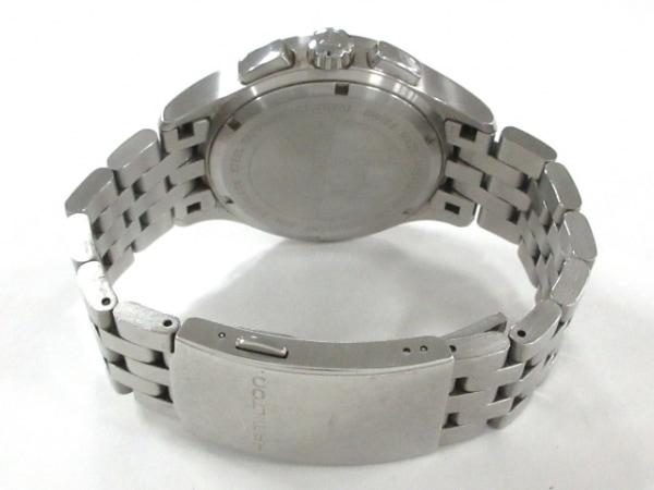 ハミルトン 腕時計 カーキ・アビエイション H764120 メンズ 黒 3