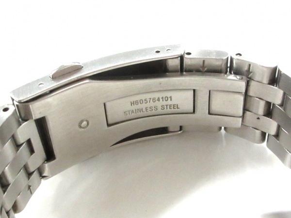 ハミルトン 腕時計 カーキ・アビエイション H764120 メンズ 黒 5