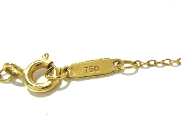 TIFFANY&Co.(ティファニー) ネックレス美品  ハートロック K18YG 6