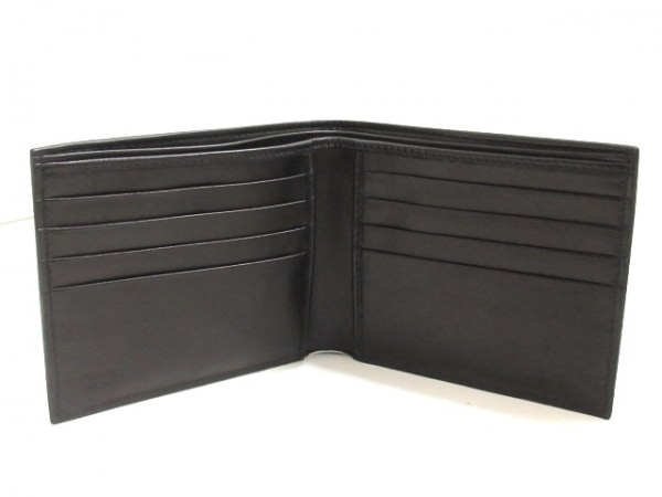PRADA(プラダ) 札入れ美品  - M513 黒 リザード 3