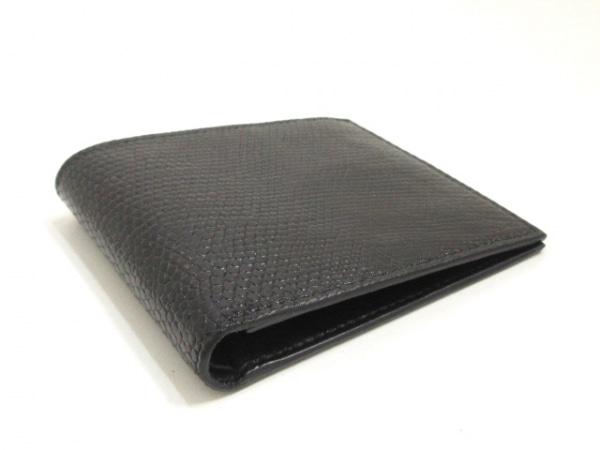 PRADA(プラダ) 札入れ美品  - M513 黒 リザード 8