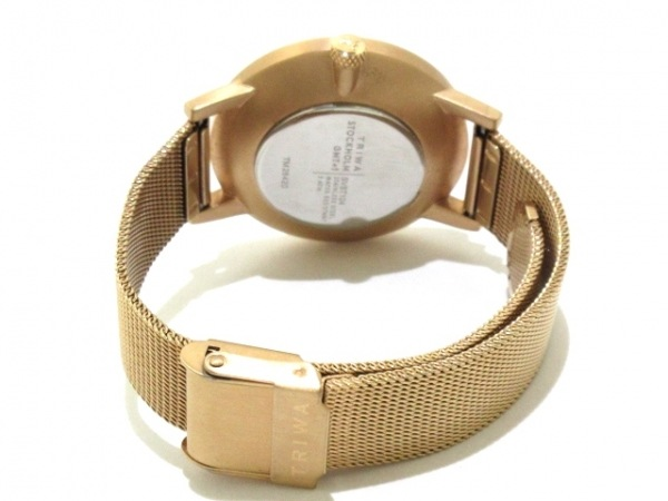 TRIWA(トリワ) 腕時計 レディース 白 3