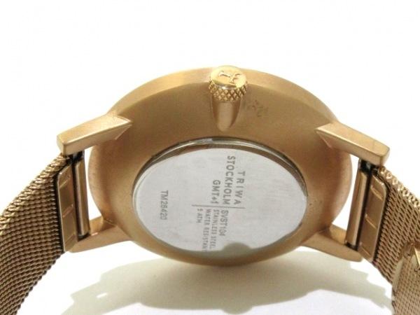 TRIWA(トリワ) 腕時計 レディース 白 4
