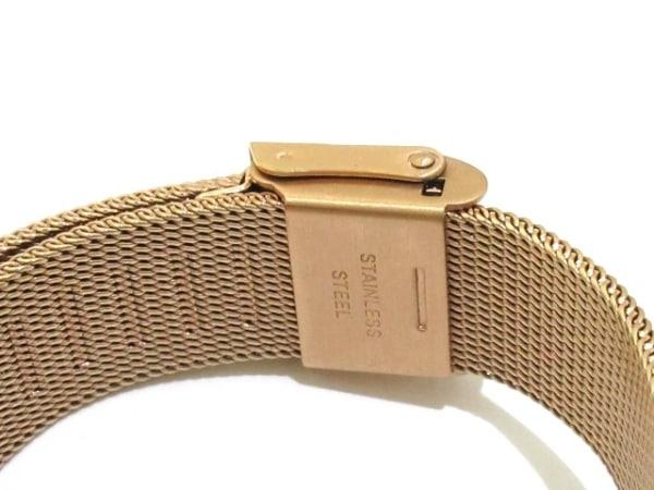 TRIWA(トリワ) 腕時計 レディース 白 5