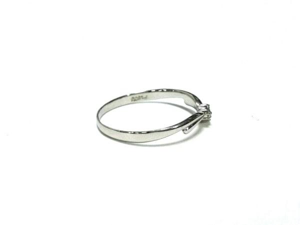 ノーブランド リング美品  Pt900×ダイヤモンド 2