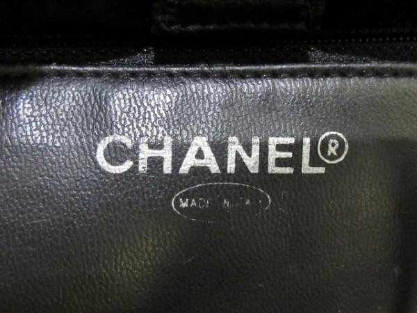 CHANEL(シャネル) バニティバッグ - A07061 黒 ゴールド金具 7