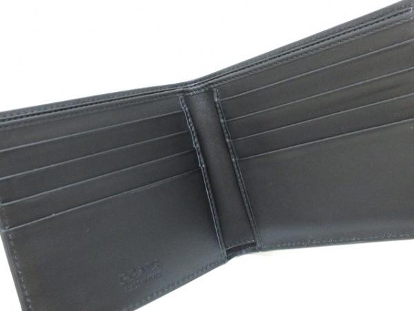 PRADA(プラダ) 札入れ - 2MO513 黒 サフィアーノレザー 3