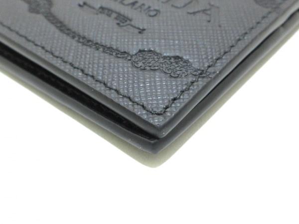 PRADA(プラダ) 札入れ - 2MO513 黒 サフィアーノレザー 6