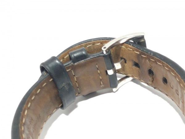 HAMILTON(ハミルトン) 腕時計 カーキ H704450 メンズ 裏スケ 黒 5