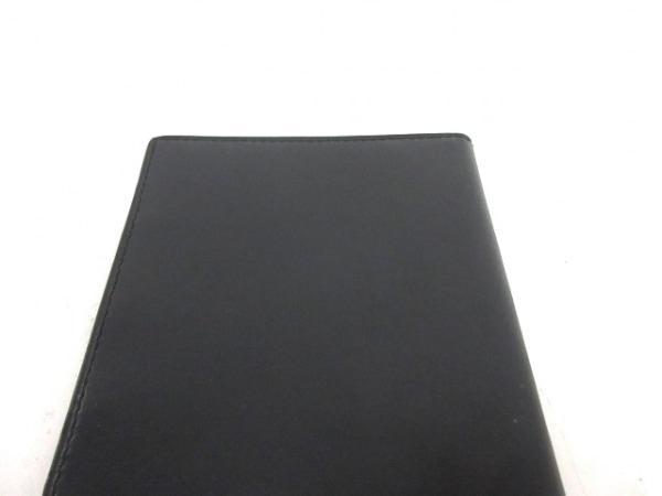dunhill/ALFREDDUNHILL(ダンヒル) 札入れ美品  黒 レザー 6