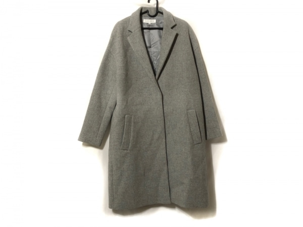 MOGA(モガ) コート サイズ2 M レディース - グレー 長袖/冬 1