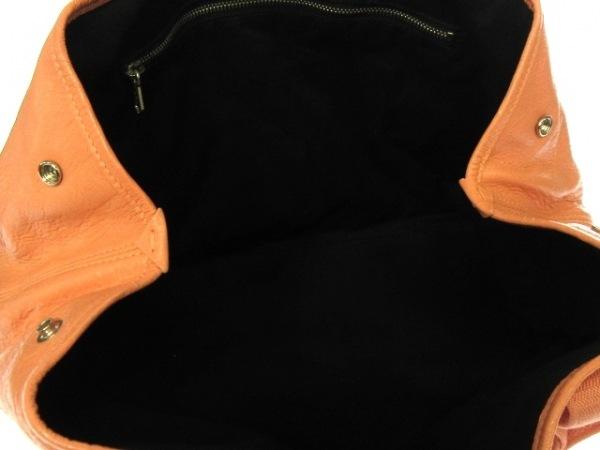バレンシアガ トートバッグ ネイビーカバS 339933 ピンク レザー 6