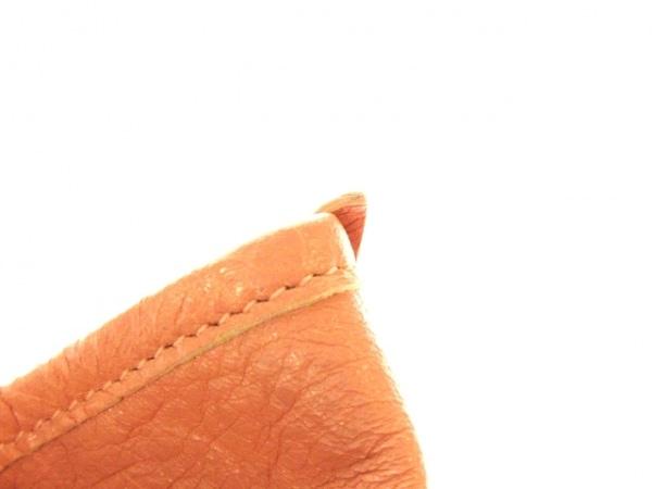 バレンシアガ トートバッグ ネイビーカバS 339933 ピンク レザー 8