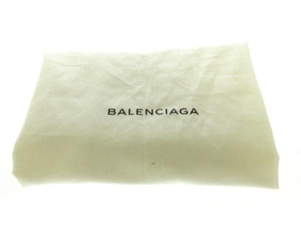 バレンシアガ トートバッグ ネイビーカバS 339933 ピンク レザー 9