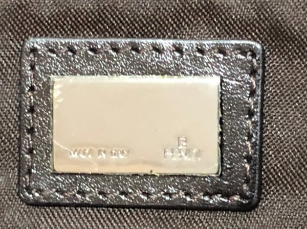FENDI(フェンディ) ハンドバッグ美品  ズッキーノ柄 8BR441 8
