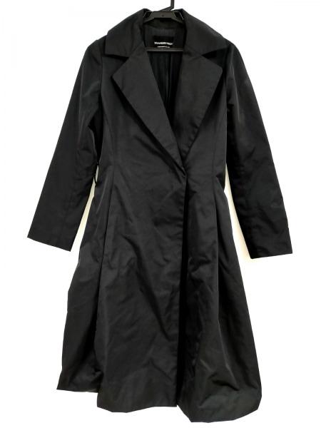 ストロベリーフィールズ コート レディース美品  - 黒 2