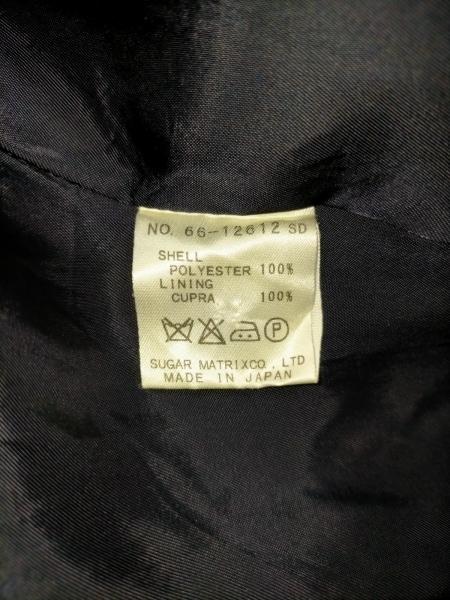 ストロベリーフィールズ コート レディース美品  - 黒 6